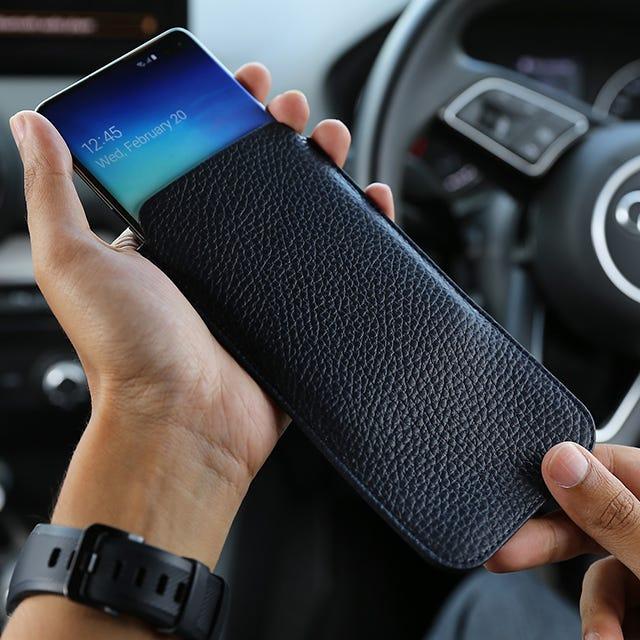 Klassische hülle für Samsung Galaxy S10 Plus